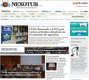 Grupo Nexo elige las soluciones de Cibeles Group