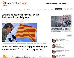 Diariocritico.com renueva dise�o con Cibeles
